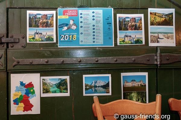 2018 – Gauss-Friends org