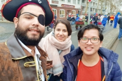 2019.03.03 Karneval mit Gauss Friends